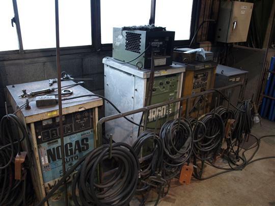 各種溶接機